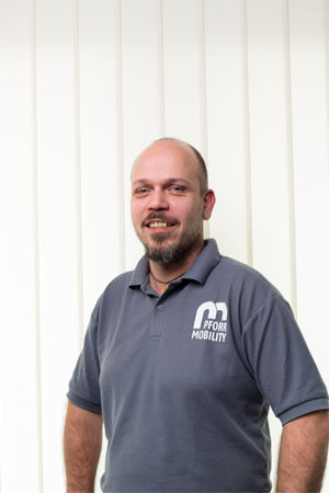 Team PforrMobility - Hagen Witter