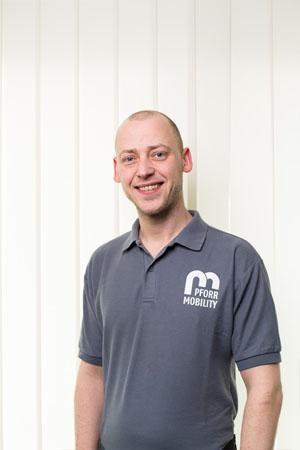 Team PforrMobility - Patrick Stetter